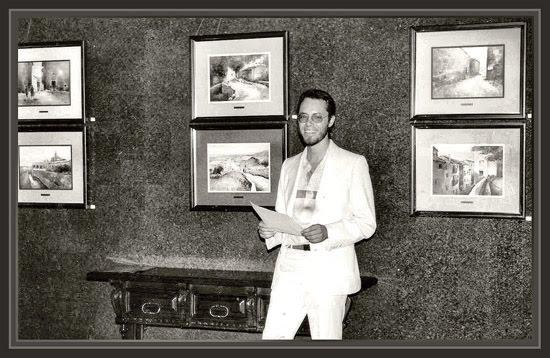 Ernest descals la historia del pintor 1985 exposicion de for Muebles valenti catalogo