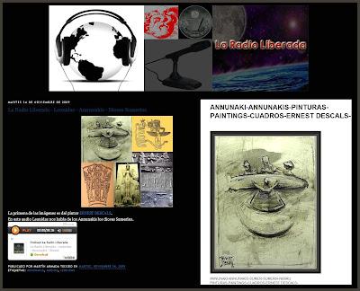 ANUNNAKI-ANNUNAKI-ANNUNAKIS-ERNEST DESCALS-PINTURAS-PAINTINGS-ART