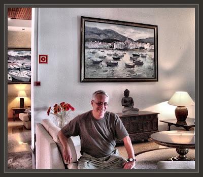 CADAQUES-HOTELES-PLATJA D´ARO-COSTA BRAVA-PINTURAS-ERNEST DESCALS