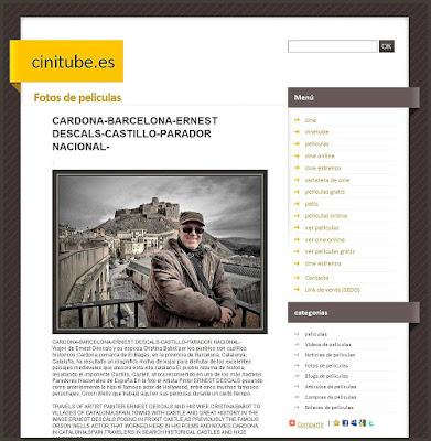 CARDONA-CASTILLO-ERNEST DESCALS-CINE