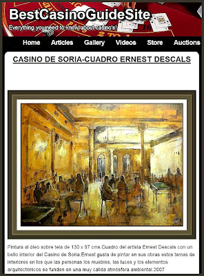 CASINO-SORIA-CASINOS-ERNEST DESCALS-PINTURAS