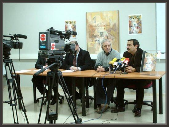 EXPOBAGES-RUEDA DE PRENSA-MEDIOS DE COMUNICACION-PRESENTACION-CARTEL-ERNEST DESCALS