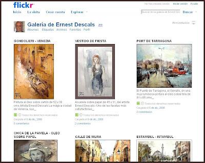 FLICKR-ERNEST DESCALS-GALERIA DE IMAGENES-PINTURAS-FOTOS