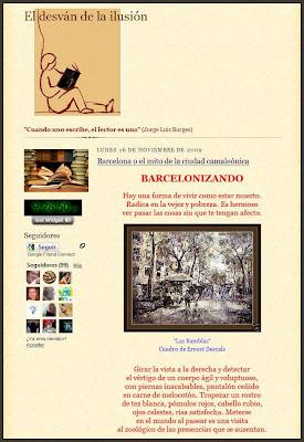 ramblas-barcelona-ernest descals-cuadros