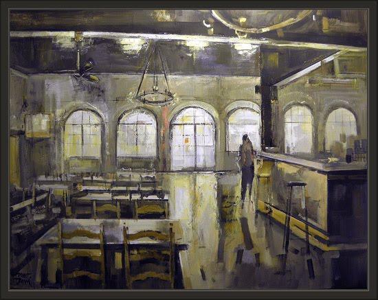 Cuadros Ernest Descals Pinturas Junio 2010