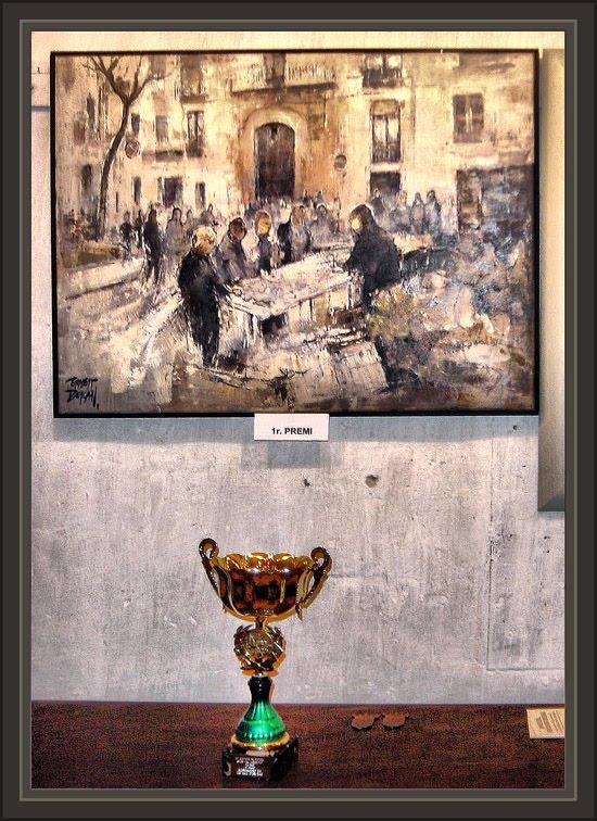 Ernest descals la historia del pintor sant privat d en - Pintur sant fruitos ...