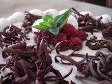 Black Forest  con Frambuesas