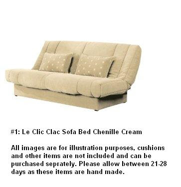 Click clack sofa bed compare prices reviews and buy - Clic clac confortable ...