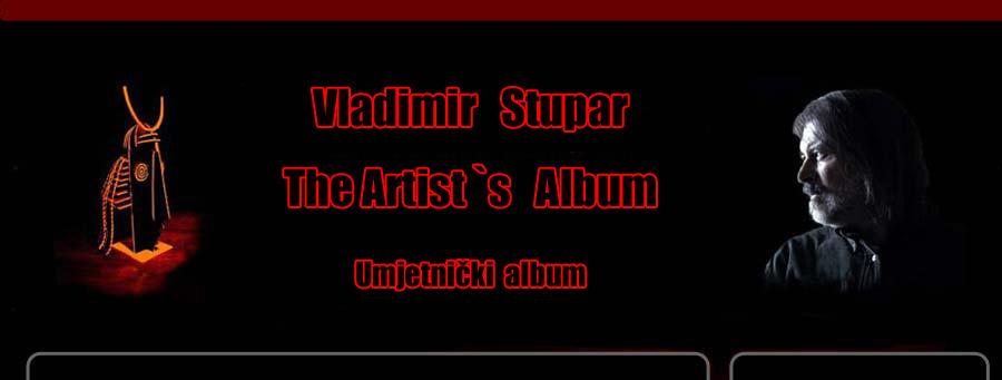 Vladimir Stupar - Umjetnicki Album