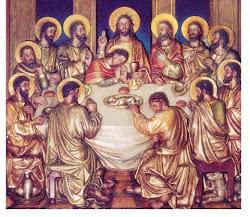 El sacramento y la sed del mundo