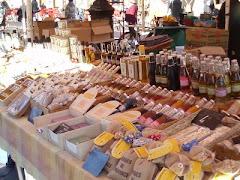 Mercado em Marselha