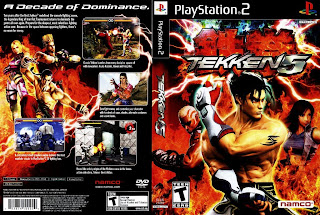 Download - Tekken 5 | PS2