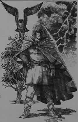 loki nordische mythologie