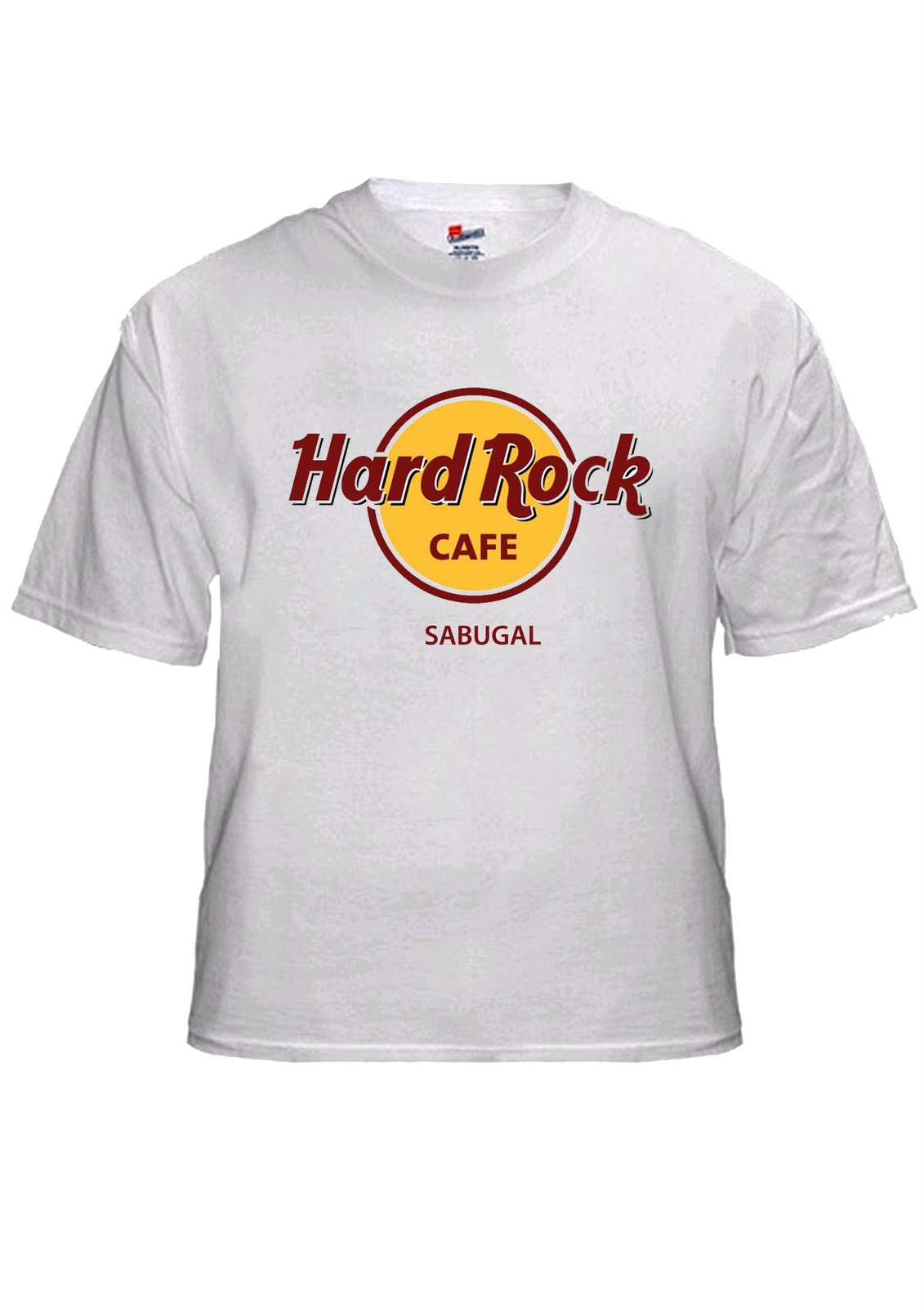 Design T Shirt Hard Rock Cafe