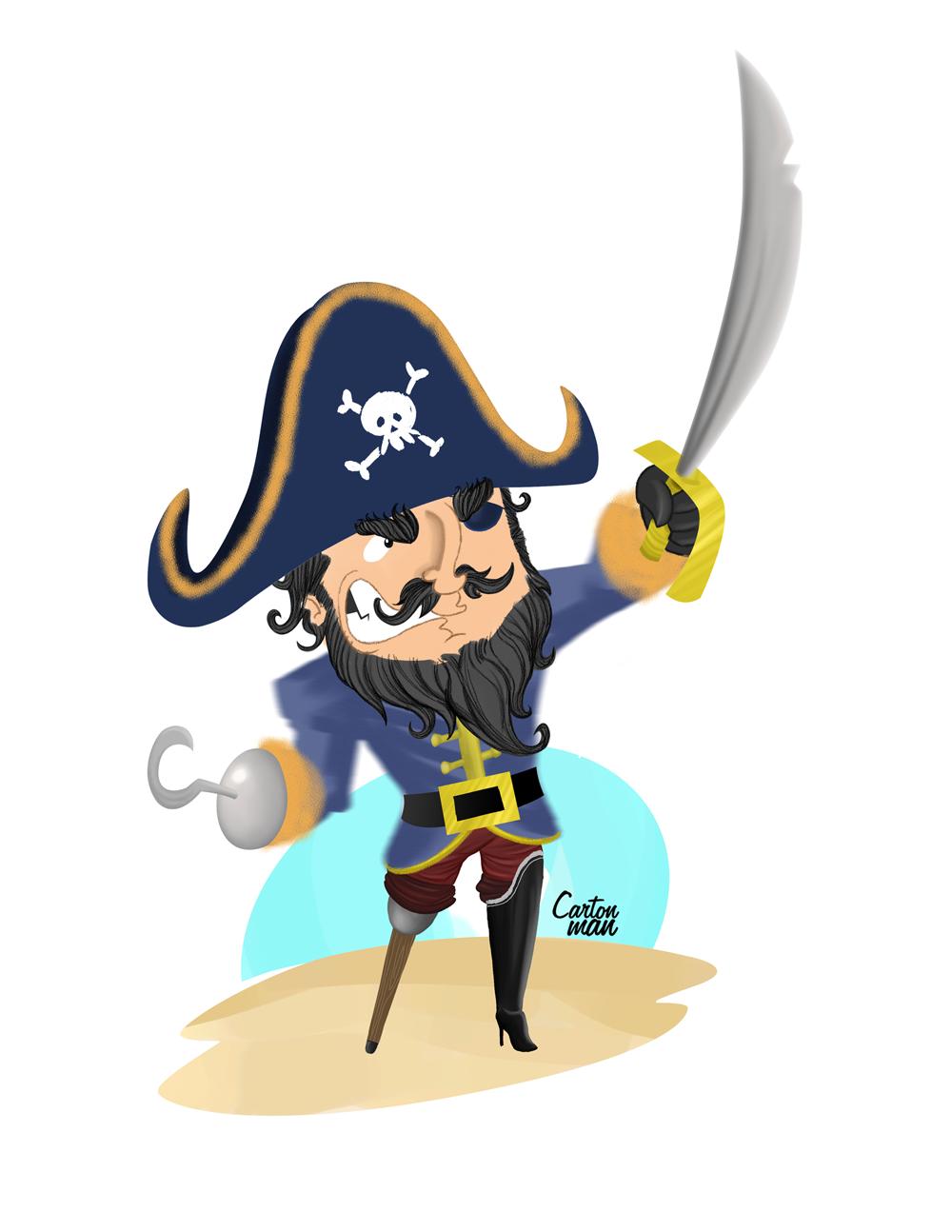 Dibujo pirata infantil gallery of pirata fichas - Imagenes de piratas infantiles ...