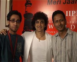 Rajnish with Palash sen maaeri fame