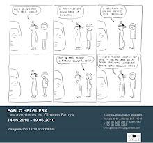 Pablo Helguera / Olmeca Beuys
