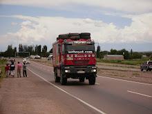 Camion Iveco (en mendoza) Dakar 2009