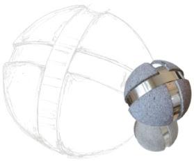 Sphere by Ivan Meade