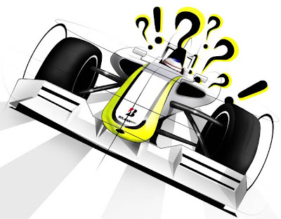 Brawn GP pode ser desclassificada