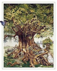 El árbol de las Hadas