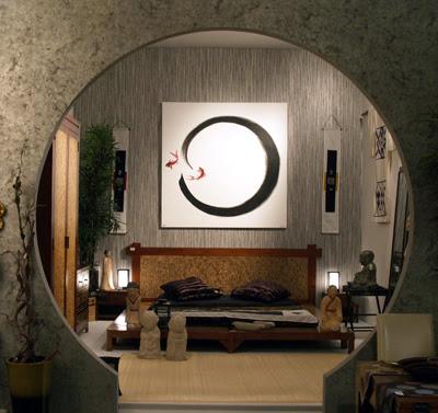 El arpa m gica pinceladas de feng shui for Feng shui vigas en el dormitorio