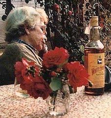 1996 Julie met fles