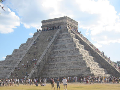 Chichén Itzá - Google Earth