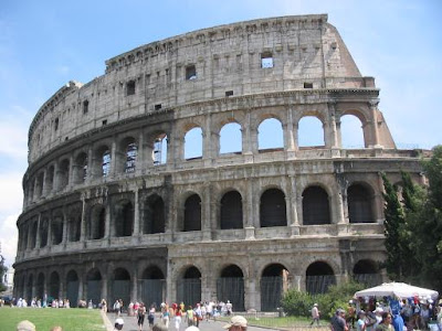 Coliseo - Google Earth