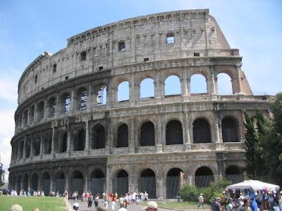 Coliseo - Google Earth