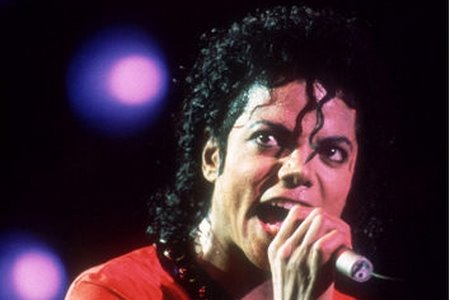 Michael Jackson 1987
