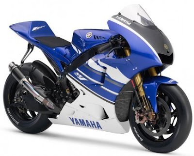 Ben Spies Yamaha M1 Valencia livery