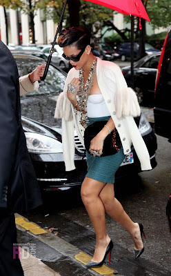 Toronto Is Fashion - Rihanna Paris Fashion Week