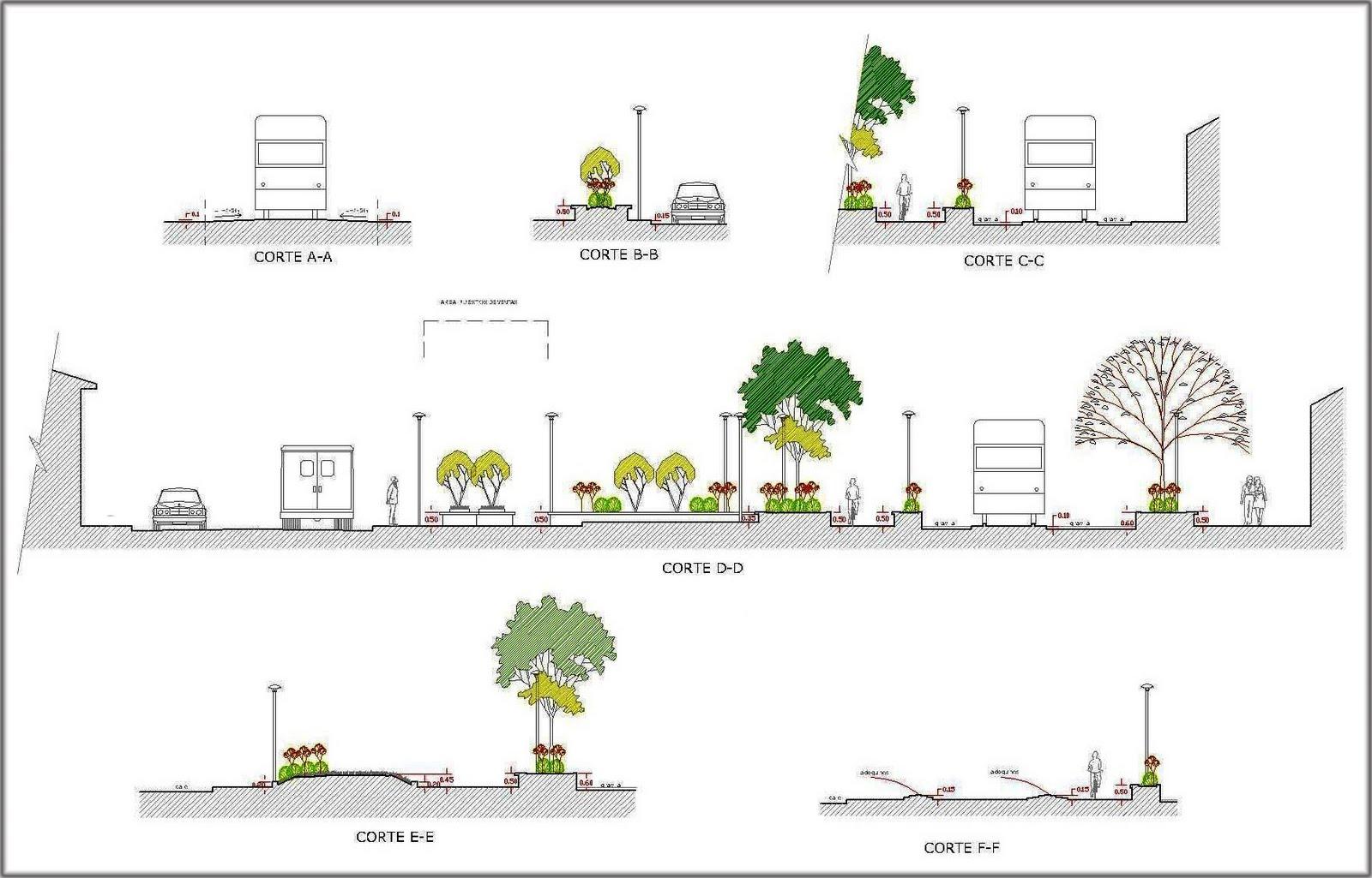 Arquitectura y urbanismo for Arquitectura nota de corte