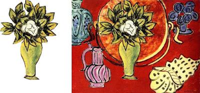 Art Decoratif Matisse Phrase
