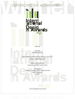International Design Award 2009