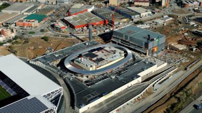 Geomarket cuenta atr s para la apertura del centro comercial splau en cornella - Merkamueble villalba ...
