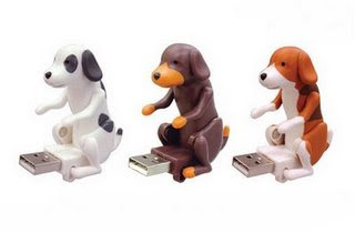 USB Flash pen drives - dogs