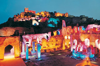 Golconda Fort - Hyderabad