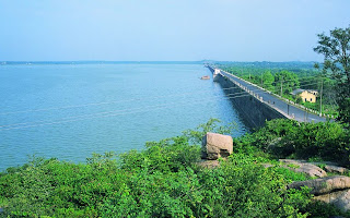 Himayat Sagar - hyderabad