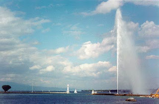 Geneva - Top 15 Fountains of the World