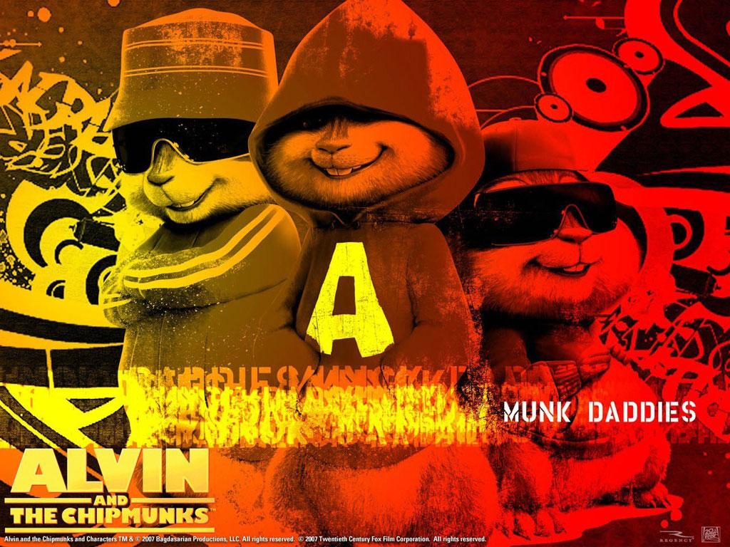 Alvin and the Chipmunks/ მომღერალი თახვები