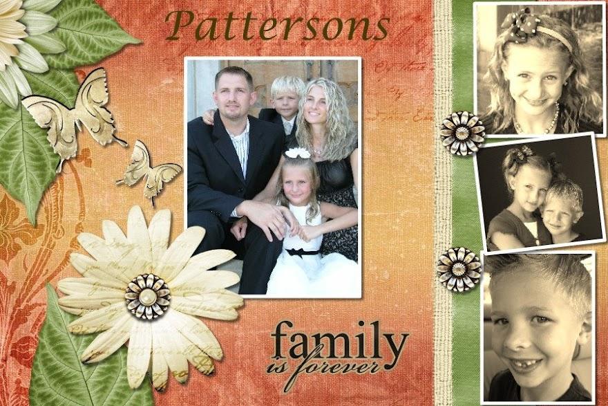 Patterson Blog