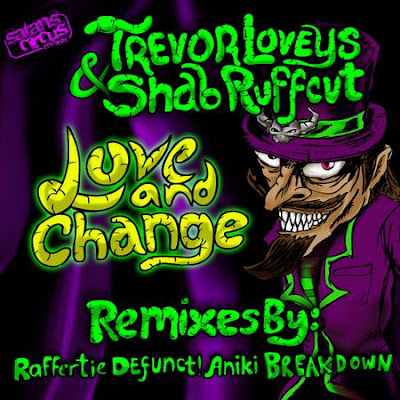 Trevor Loveys and Shab Fuffcut - Love and Change