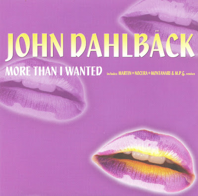 John Dahlbaeck - More Then I Wanted