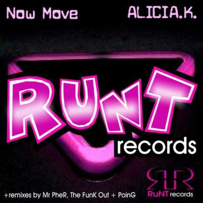 ALICIA K - Now Move (The Funk Out remix)