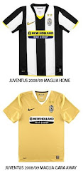 Maglie Juventus 2008-09