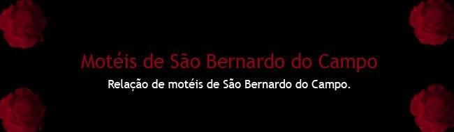 Motéis de São Bernardo do Campo