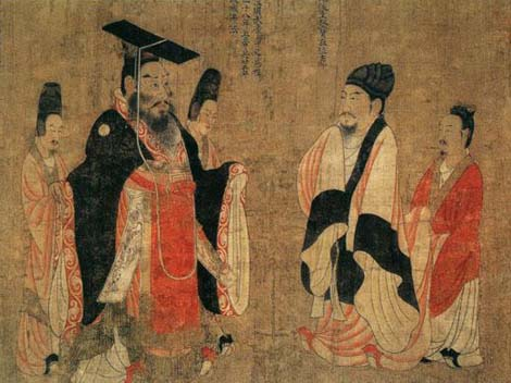 ancient dynasties in china History timeline note:  southern and northern dynasties: 420-588: southern dynasties: 420-478 -- song:  republic of china (in mainland china.