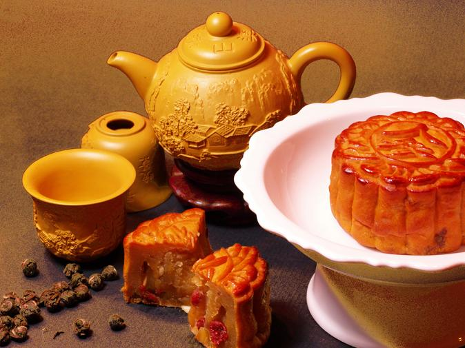 Japanese Mooncakes